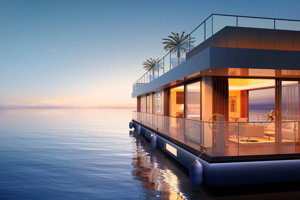 Rev House Sea